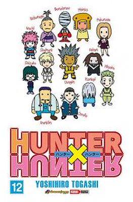 Hunter X Hunter (Rústica) #12
