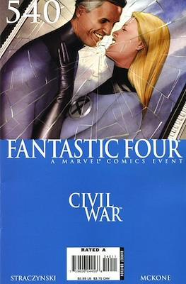 Fantastic Four Vol. 3 (1998-2012) (Comic Book) #540