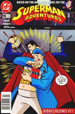 Superman Adventures (Comic-book) #15