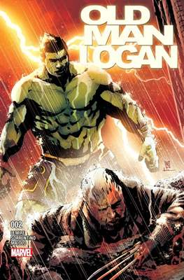 Old Man Logan Vol. 2 (Comic-book) #2