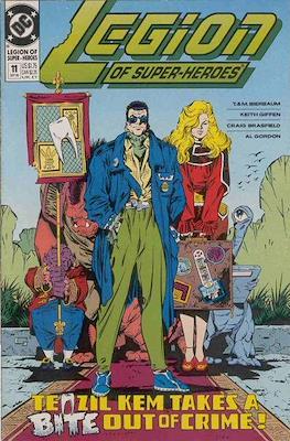 Legion of Super-Heroes Vol. 4 (1989-2000) #11