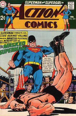 Action Comics Vol. 1 (1938-2011; 2016-) (Comic Book) #372
