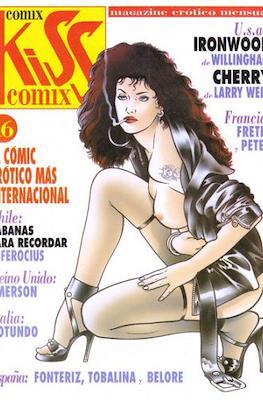 Kiss Comix #16