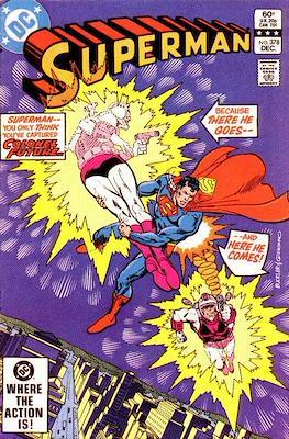 Superman Vol. 1 / Adventures of Superman Vol. 1 (1939-2011) (Comic Book) #378