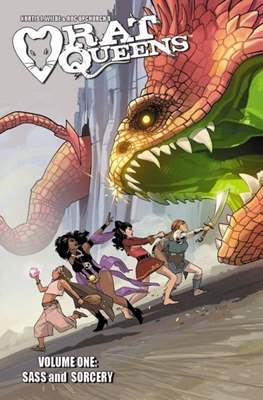 Rat Queens (Softcover) #1
