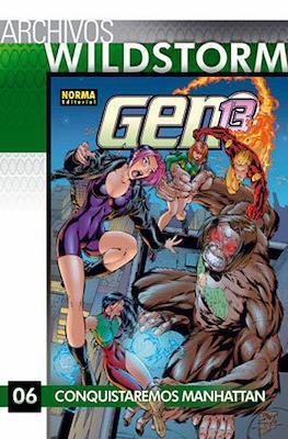 Gen 13. Archivos Wildstorm #6