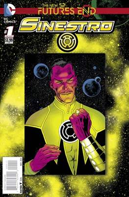 The New 52 Futures End:Sinestro