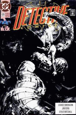 Detective Comics Vol. 1 (1937-2011; 2016-) (Comic Book) #635
