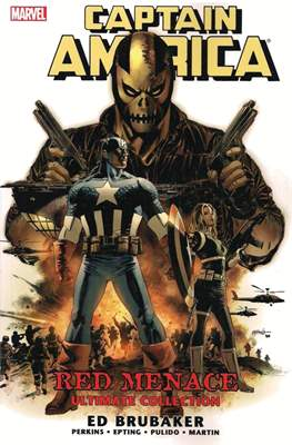 Captain America. Ultimate Collection (TPB Softcover) #2
