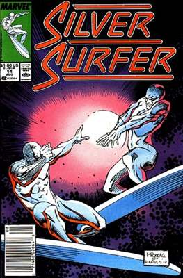Silver Surfer Vol. 3 (1987-1998) (Comic Book) #14