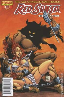 Red Sonja (Variant Cover 2005-2013) #18.2