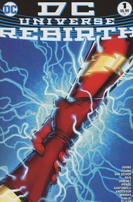 DC Universe Rebirth (2016) (Grapa) #1.6