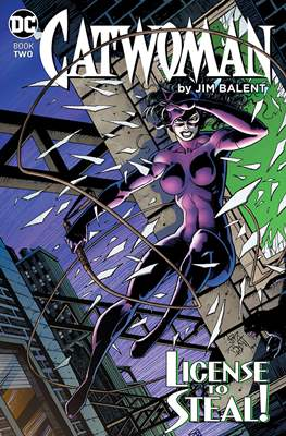 Catwoman by Jim Balent #2