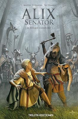 Alix Senator (Cartoné 48 pp) #10