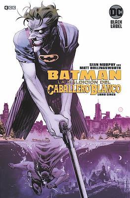 Batman: La maldición del Caballero Blanco (Grapa) #5