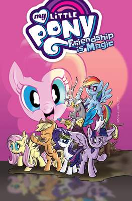 My Little Pony: Friendship Is Magic (Softcover 336 pp) #5