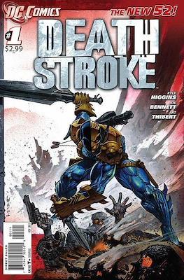 Deathstroke (2011-2013) (Comic Book) #1