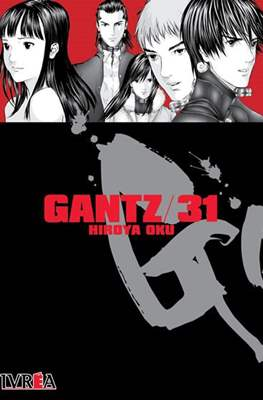Gantz (Rústica) #31