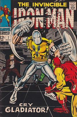 Iron Man Vol. 1 (1968-1996) #7