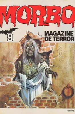 Morbo. Magazine de terror (Grapa (1983)) #9