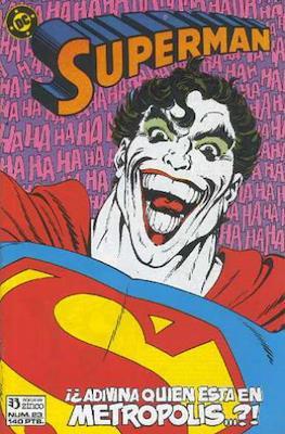Superman: El hombre de acero / Superman Vol. 2 (Grapa 36 pp) #23