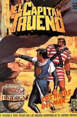El Capitán Trueno. Edición Histórica (Grapa, 36 páginas) #42