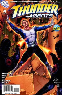 T.H.U.N.D.E.R. Agents Vol 3 (Grapa) #4