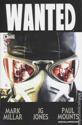 Wanted (2003-2005 Comic-book) #6