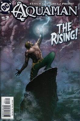 Aquaman Vol. 6 / Aquaman: Sword of Atlantis (2003-2007) #3