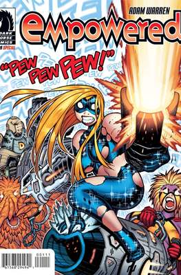 Empowered Special #7