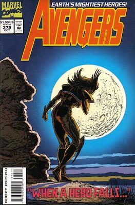 The Avengers Vol. 1 (1963-1996) (Grapa) #379