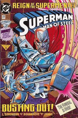 Superman: The Man of Steel (Comic book) #22