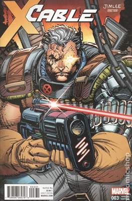 Cable Vol. 3 (2017-2018) #3.1