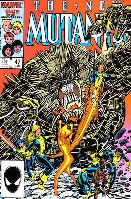 The New Mutants (Grapa) #47