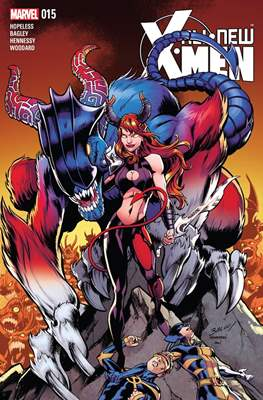 All-New X-Men Vol. 2 (Comic-Book) #15