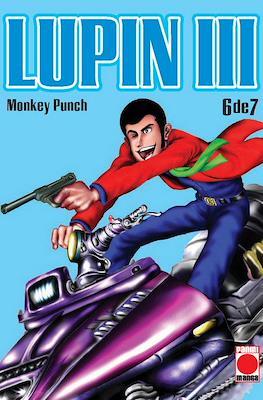 Lupin III (Rústica con sobrecubierta) #6