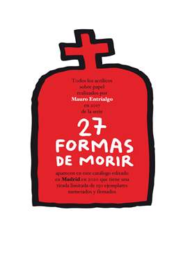 27 formas de morir (Grapa 28 pp) #