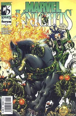 Marvel Knights (2001-2002) (Grapa 24 pp) #9