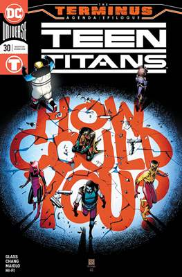 Teen Titans Vol. 6 (2016-) (Comic Book) #30
