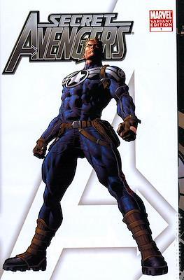 Secret Avengers Vol. 1 (2010-2013 Variant Covers) #1.4