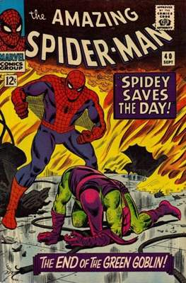The Amazing Spider-Man Vol. 1 (1963-2007) (Comic-book) #40