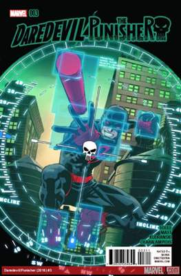 Daredevil / The Punisher (Comic Book) #3