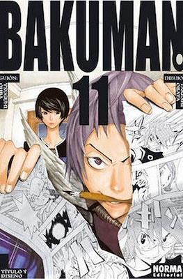 Bakuman (Rústica con sobrecubierta) #11