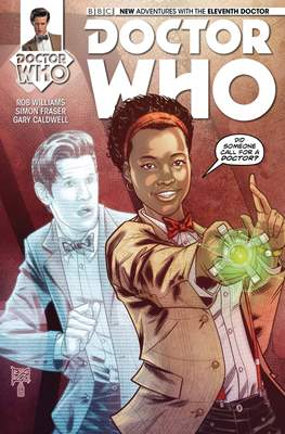 Doctor Who: The Eleventh Doctor (Comic Book) #10