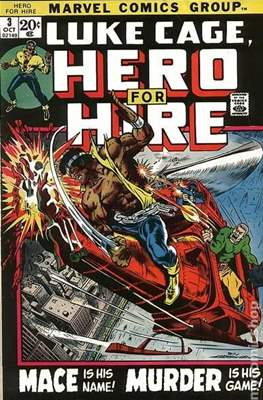 Hero for Hire / Power Man Vol 1 / Power Man and Iron Fist Vol 1 #3