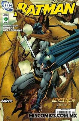 Batman e Hijo #2