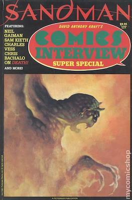 Comics Interview Super Special: Sandman