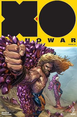X-O Manowar Vol. 4 (2017-2019) #9
