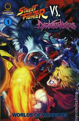 Street Fighter Vs. Darkstalkers (Softcover 144-112 pp) #1