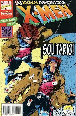 Las nuevas aventuras de los X-Men (Grapa 24 pp) #14